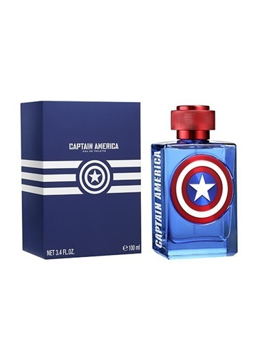 Benev Captain America Edt 100 Ml Erkek Parfüm Renksiz